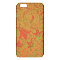 Floral Pattern Iphone 6 Plus/6s Plus Tpu Case by Valentinaart