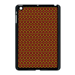 Lunares Pattern Circle Abstract Pattern Background Apple Ipad Mini Case (black) by Simbadda
