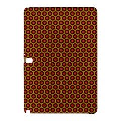 Lunares Pattern Circle Abstract Pattern Background Samsung Galaxy Tab Pro 10 1 Hardshell Case by Simbadda