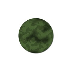 Vintage Camouflage Military Swatch Old Army Background Golf Ball Marker (10 Pack) by Simbadda