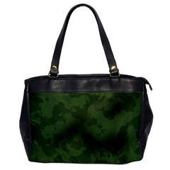 Vintage Camouflage Military Swatch Old Army Background Office Handbags by Simbadda