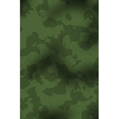 Vintage Camouflage Military Swatch Old Army Background 5 5  X 8 5  Notebooks by Simbadda