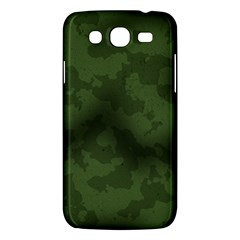 Vintage Camouflage Military Swatch Old Army Background Samsung Galaxy Mega 5 8 I9152 Hardshell Case  by Simbadda