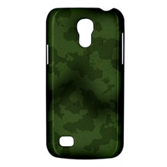 Vintage Camouflage Military Swatch Old Army Background Galaxy S4 Mini by Simbadda