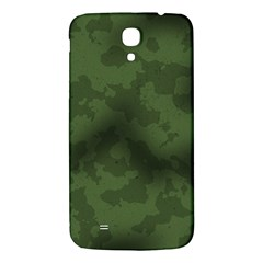 Vintage Camouflage Military Swatch Old Army Background Samsung Galaxy Mega I9200 Hardshell Back Case by Simbadda