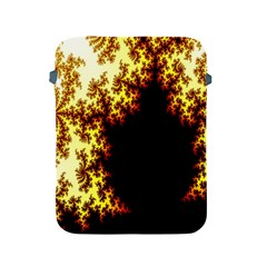 A Fractal Image Apple Ipad 2/3/4 Protective Soft Cases by Simbadda