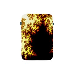 A Fractal Image Apple Ipad Mini Protective Soft Cases by Simbadda