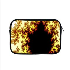 A Fractal Image Apple Macbook Pro 15  Zipper Case by Simbadda
