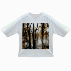 Fall Forest Artistic Background Infant/toddler T Shirts