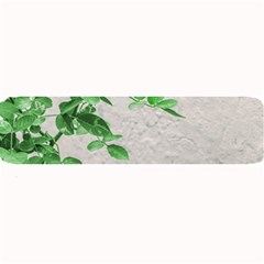 Plants Over Wall Large Bar Mats by dflcprints