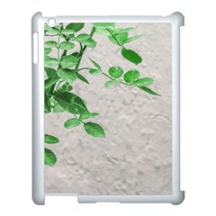 Plants Over Wall Apple Ipad 3/4 Case (white) by dflcprints
