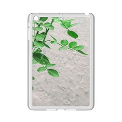Plants Over Wall Ipad Mini 2 Enamel Coated Cases by dflcprints