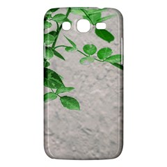 Plants Over Wall Samsung Galaxy Mega 5 8 I9152 Hardshell Case  by dflcprints