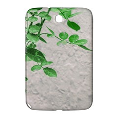 Plants Over Wall Samsung Galaxy Note 8 0 N5100 Hardshell Case  by dflcprints
