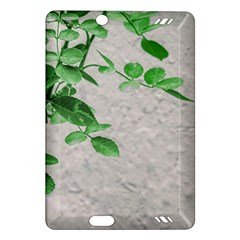 Plants Over Wall Amazon Kindle Fire Hd (2013) Hardshell Case by dflcprints