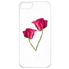 Red Roses Photo Apple Iphone 5 Classic Hardshell Case by dflcprints