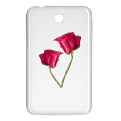 Red Roses Photo Samsung Galaxy Tab 3 (7 ) P3200 Hardshell Case  by dflcprints