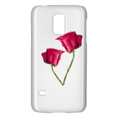 Red Roses Photo Galaxy S5 Mini by dflcprints
