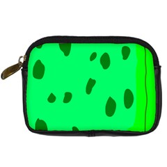 Alien Spon Green Digital Camera Cases by Alisyart