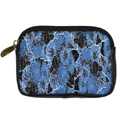 Floral Pattern Background Seamless Digital Camera Cases by Simbadda