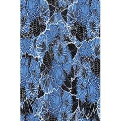 Floral Pattern Background Seamless 5 5  X 8 5  Notebooks by Simbadda