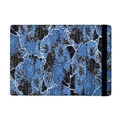 Floral Pattern Background Seamless Apple Ipad Mini Flip Case by Simbadda