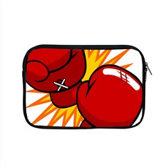 Boxing Gloves Red Orange Sport Apple Macbook Pro 15  Zipper Case by Alisyart