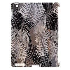 Floral Pattern Background Apple Ipad 3/4 Hardshell Case (compatible With Smart Cover) by Simbadda