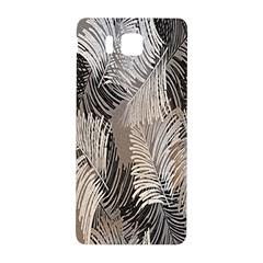 Floral Pattern Background Samsung Galaxy Alpha Hardshell Back Case by Simbadda