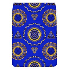 Abstract Mandala Seamless Pattern Flap Covers (l)  by Simbadda