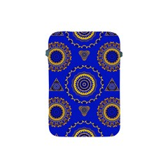 Abstract Mandala Seamless Pattern Apple Ipad Mini Protective Soft Cases by Simbadda