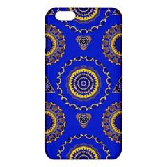 Abstract Mandala Seamless Pattern Iphone 6 Plus/6s Plus Tpu Case by Simbadda