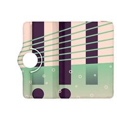 Day Sea River Bridge Line Water Kindle Fire Hdx 8 9  Flip 360 Case by Alisyart