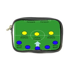 Field Football Positions Coin Purse by Alisyart