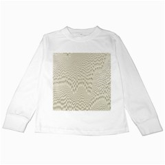Coral X Ray Rendering Hinges Structure Kinematics Kids Long Sleeve T Shirts