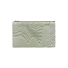 Coral X Ray Rendering Hinges Structure Kinematics Cosmetic Bag (small)  by Alisyart
