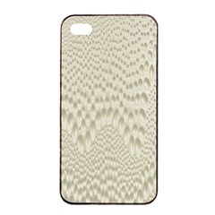 Coral X Ray Rendering Hinges Structure Kinematics Apple Iphone 4/4s Seamless Case (black) by Alisyart