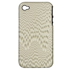 Coral X Ray Rendering Hinges Structure Kinematics Apple Iphone 4/4s Hardshell Case (pc+silicone) by Alisyart