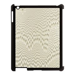 Coral X Ray Rendering Hinges Structure Kinematics Apple Ipad 3/4 Case (black) by Alisyart