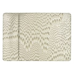 Coral X Ray Rendering Hinges Structure Kinematics Samsung Galaxy Tab 10 1  P7500 Flip Case by Alisyart