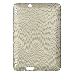 Coral X Ray Rendering Hinges Structure Kinematics Kindle Fire Hdx Hardshell Case by Alisyart
