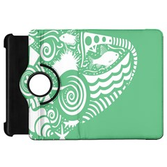 Fish Star Green Kindle Fire Hd 7  by Alisyart