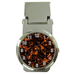 Fiery Ground Money Clip Watches by Alisyart
