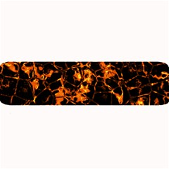 Fiery Ground Large Bar Mats by Alisyart