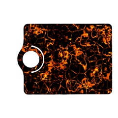 Fiery Ground Kindle Fire Hd (2013) Flip 360 Case by Alisyart