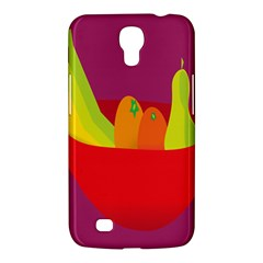 Fruitbowl Llustrations Fruit Banana Orange Guava Samsung Galaxy Mega 6 3  I9200 Hardshell Case by Alisyart