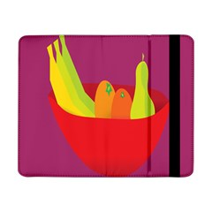 Fruitbowl Llustrations Fruit Banana Orange Guava Samsung Galaxy Tab Pro 8 4  Flip Case by Alisyart
