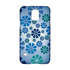 Geometric Flower Stair Samsung Galaxy S5 Hardshell Case  by Alisyart