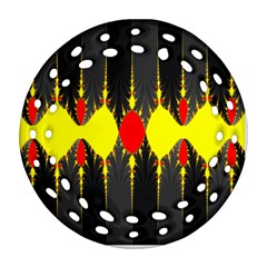 Hyperbolic Complack  Dynamic Ornament (round Filigree) by Alisyart