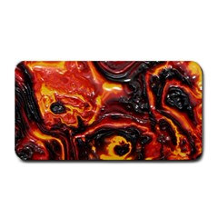 Lava Active Volcano Nature Medium Bar Mats by Alisyart